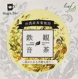 Mug&Pot 鉄観音茶 リーフ 80g