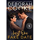 Just One Fake Date: A Contemporary Romance (Flatiron Five Fitness Book 1)