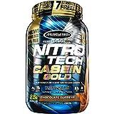 ナイトロテックカゼインゴールド 1.14kg (Nitro Tech Casein Gold 2.5 Lbs.)【並行輸…