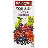 Marigold 100% Juice, Pear Mixed Berry, 1L