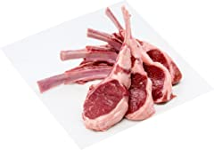 ZAC Butchery Fresh Lamb Chop, 500g (Halal) - Chilled