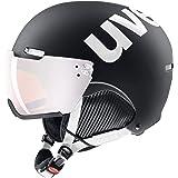 Uvex 500 Visor Ski Helmet