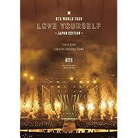 BTS WORLD TOUR 'LOVE YOURSELF' ~JAPAN EDITION~(通常盤)[Blu-ray]
