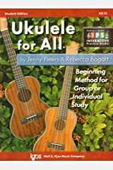 KG1S - Ukulele for All - Student Edition Sheet music