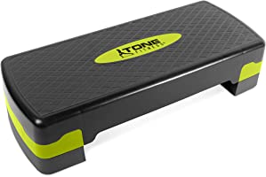 Tone Fitness Aerobic Stepper