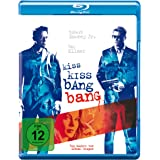Kiss Kiss Bang Bang [Blu-ray] [Import allemand]