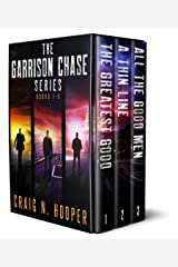 The Garrison Chase Series: A Political Thriller Box Set (Books 1-3) Kindle Edition