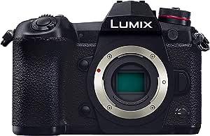 パナソニック ミラーレス一眼カメラ ルミックス G9 ボディ ブラック DC-G9-K