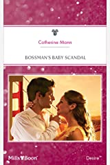 Bossman's Baby Scandal (Kings of the Boardroom Book 1) Kindle Edition