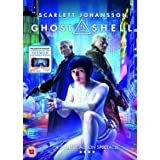 GHOST IN THE SHELL DVD + digital download [2017] - Imported