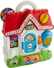 MATTEL FGW20 Fisher-Price Laugh and Learn Puppy's Busy Activity Home