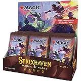 Magic: The Gathering Strixhaven Set Booster Box | 30 Packs (360 Magic Cards)