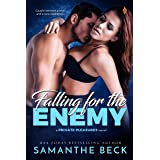 Falling for the Enemy (Private Pleasures Book 3)