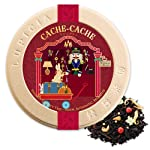LUPICIA (ルピシア)2018Xmas 5522 CACHE-CACHE 50g限定デザイン缶入