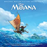 Moana: Original Motion Picture Soundtrack (CD+2 collectible…
