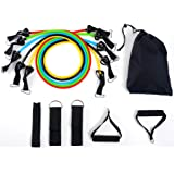 BalanceFrom Resistance Loop Bands, Resistance Exercise Bands for Home Fitness, Stretching, Strength Training, Physical Therap