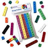 Learning Resources LER7584 Snap Cubes,standart,Multi