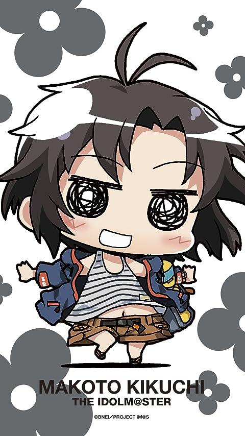 アイドルマスター 菊地真 XFVGA(480×854)壁紙 画像46664 スマポ