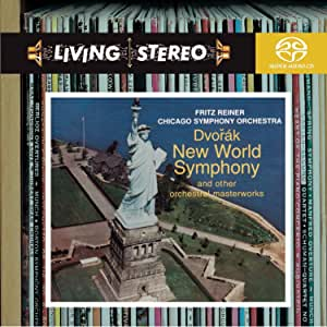 Symphony No 9: From the New World (Hybr)