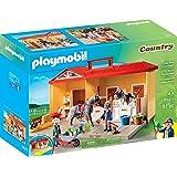 PLAYMOBIL Take Along Horse Stable Playset