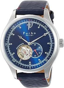 [フルボデザイン] 腕時計 F5030SBLBL メンズ ブルー