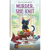 Murder, She Knit (A Knit & Nibble Mystery Book 1)