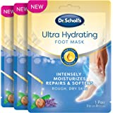Dr. Scholl's Hydrating Foot Mask - 3 pack