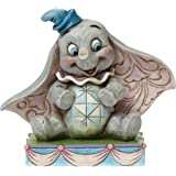Jim Shore for Enesco N/A, 4045248, Polyresin, Grey, 3.25""