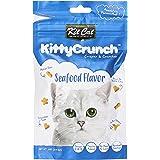 Kit Cat Kitty Crunch Seafood Treat 60 g