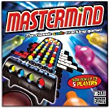 Mastermind - Classic and Original Code Cracking Game - 2 to 5 Players - Challenge your Whole Family - Strategy Board Games an