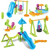 Learning Resources LER2842 Playground Engineering and Design Building set,Multi-color
