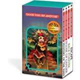 Mystery of the Maya/House of Danger/Race Forever/Escape (Choose Your Own Adventure 5-8) (Box Set 2)