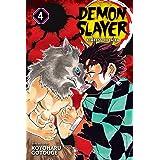 Demon Slayer Kimetsu no Yaiba Vol. 4 Robust Blade: Volume 4
