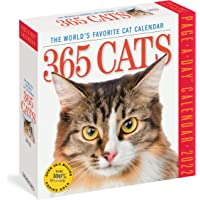 2022 365 Cats Page-A-Day Calendar