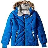 Spyder Girls' Atlas Synthetic Ski Jacket