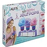 Alex Spa Bath Jellie Pops Kids Bath Soap Kit