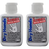 "Dry Hands""The Ultimate Gripping Solution"" All-Sport Topical Lotion, unisex-adult, 2 pack"