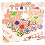 ラディアスリー FILIT Wood Edition (フィリットウッドエディション) (2-4人用 10-20分 8才以上向け) ボードゲーム