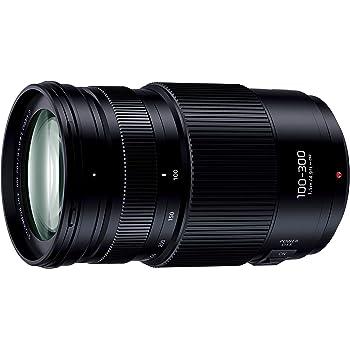 パナソニック 超望遠ズームレンズ マイクロフォーサーズ用 ルミックス G VARIO 100-300mm/F4.0-5.6 II /POWER O.I.S. H-FSA100300