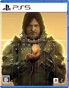 【PS5】DEATH STRANDING DIRECTOR'S CUT