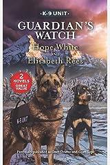 Guardian's Watch (K-9 Unit) Kindle Edition
