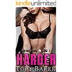 Harder (Bad Boys of Texas Book 1)