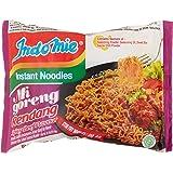 Indomie Rendang Spicy Beef Flavour Instant Noodles, 80 g, Spicy Beef