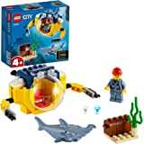 LEGO City Ocean Mini-Submarine 60263 Building Kit