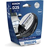 Philips White Vision Gen 2 D2S HID globe - single display box