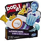 Hasbro E6393000 Bop it- The Original toy game of Bop It, Twist It, Pull It- Electronic Games and toys for kids, boys, girls-