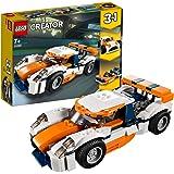 レゴ(LEGO) クリエイター サンセットレースカー 31089 知育玩具 ブロック おもちゃ 女の子 男の子 車