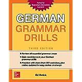 German Grammar Drills, Third Edition (German Edition)