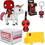 FUNKO Marvel Collectors Corps Box: Deadpool Theme