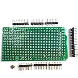 WINGONEER MEGA 2560 R3シールドボード用プロトタイプPCB DIY